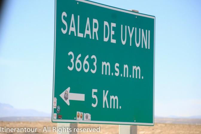 Salar de Uyuni – La ruée vers le sel